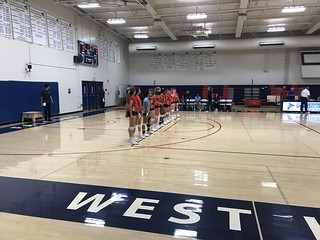 WHCL Volleyball vs Taft: Student Perspective