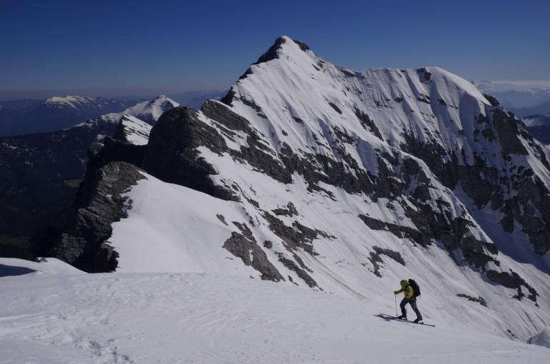 Skialpinistova cesta k samostatnosti