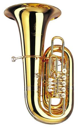Tuba b-and-s Neptune
