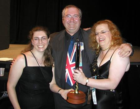 2004 Hugo Award Emerald City