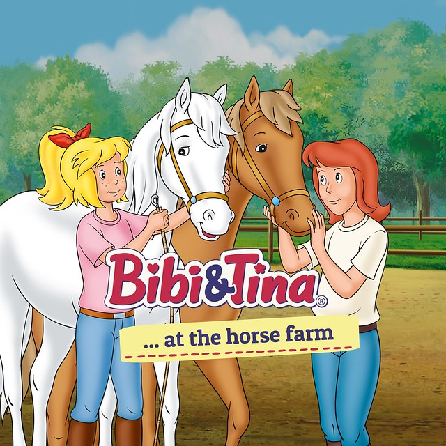 Bibi & Tina on the Horse Farm