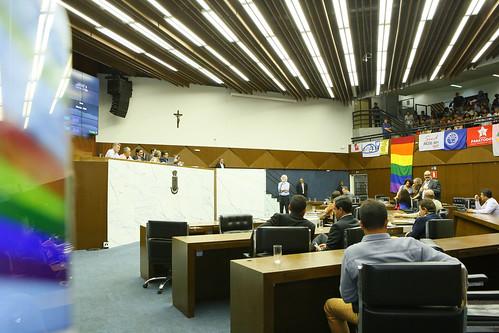 83ª Reunião Ordinária - Plenário