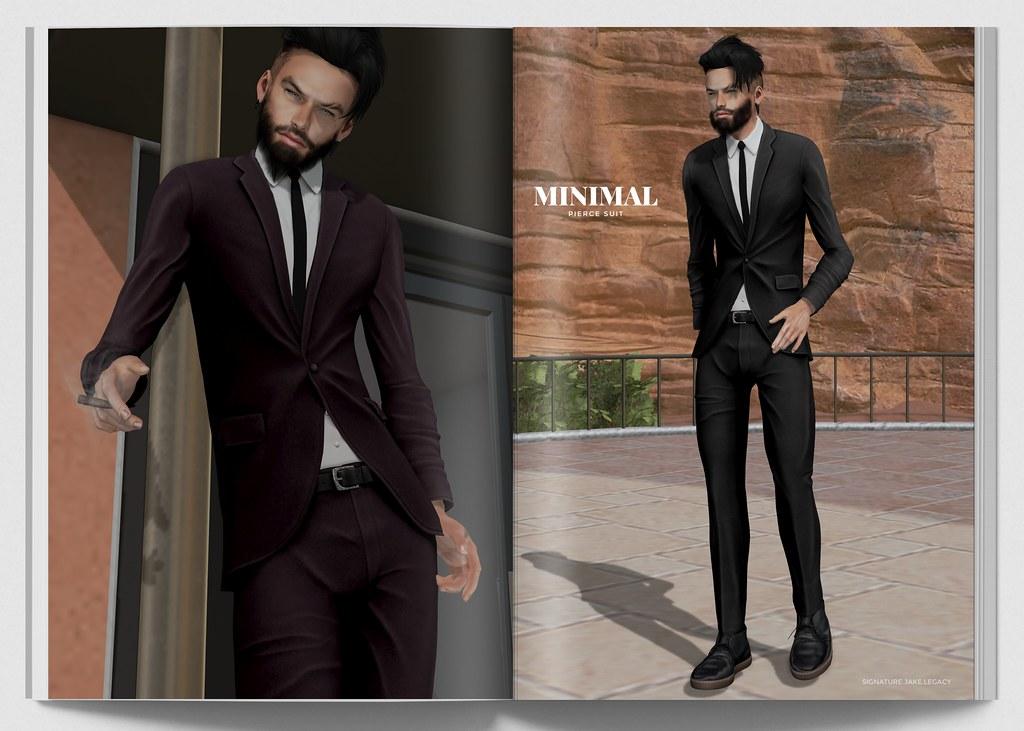 MINIMAL – Pierce Suit