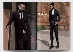 MINIMAL - Pierce Suit