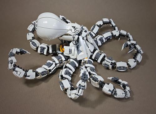 LEGO Mecha  Octopus Mk2-07