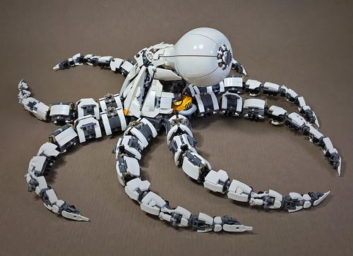 LEGO Mecha  Octopus Mk2-05