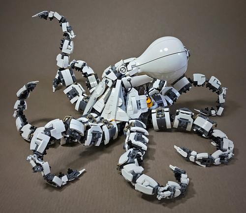 LEGO Mecha  Octopus Mk2-02