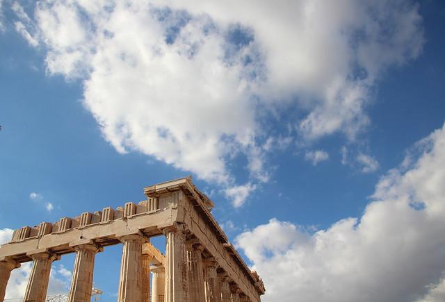 Un angolo di Grecia