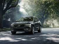 Volvo's demo version of the XC60 T8