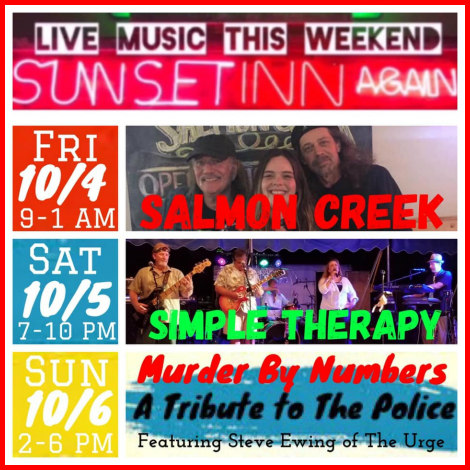Sunset Inn Again 10-4-19