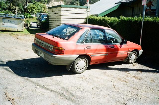 1991 Ford Laser GL