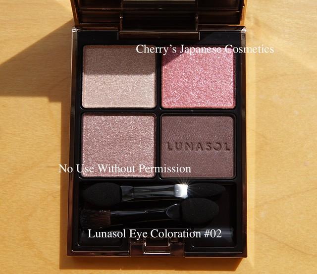 Lunasol eyecoloration 02