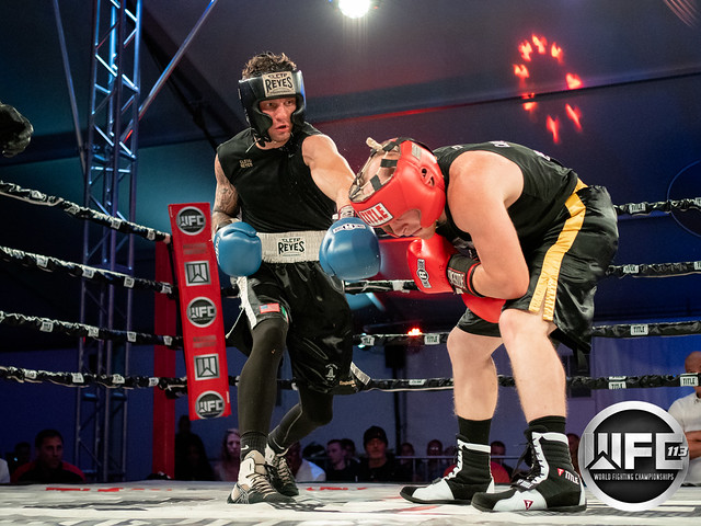 WFC 113 9/21/2019 LIVE Championship Boxing at Meadows Racetrack