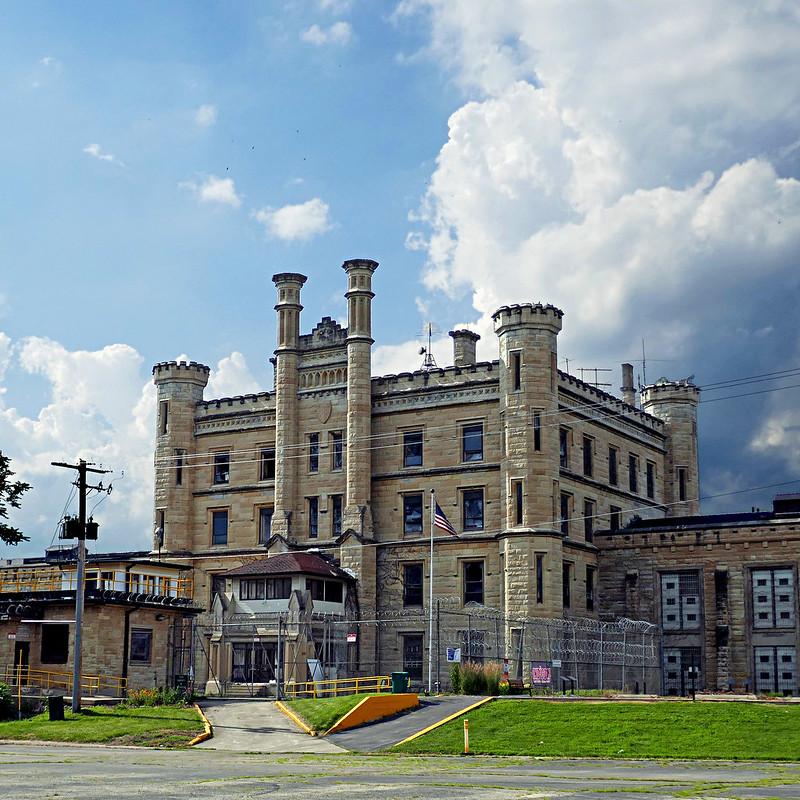 Joliet Correctional Center, Illinois, USA