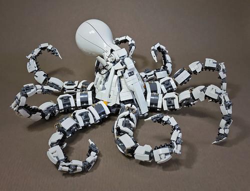 LEGO Mecha  Octopus Mk2-08