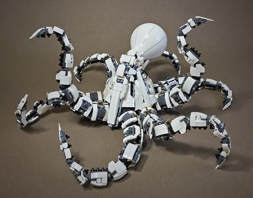 LEGO Mecha  Octopus Mk2-01