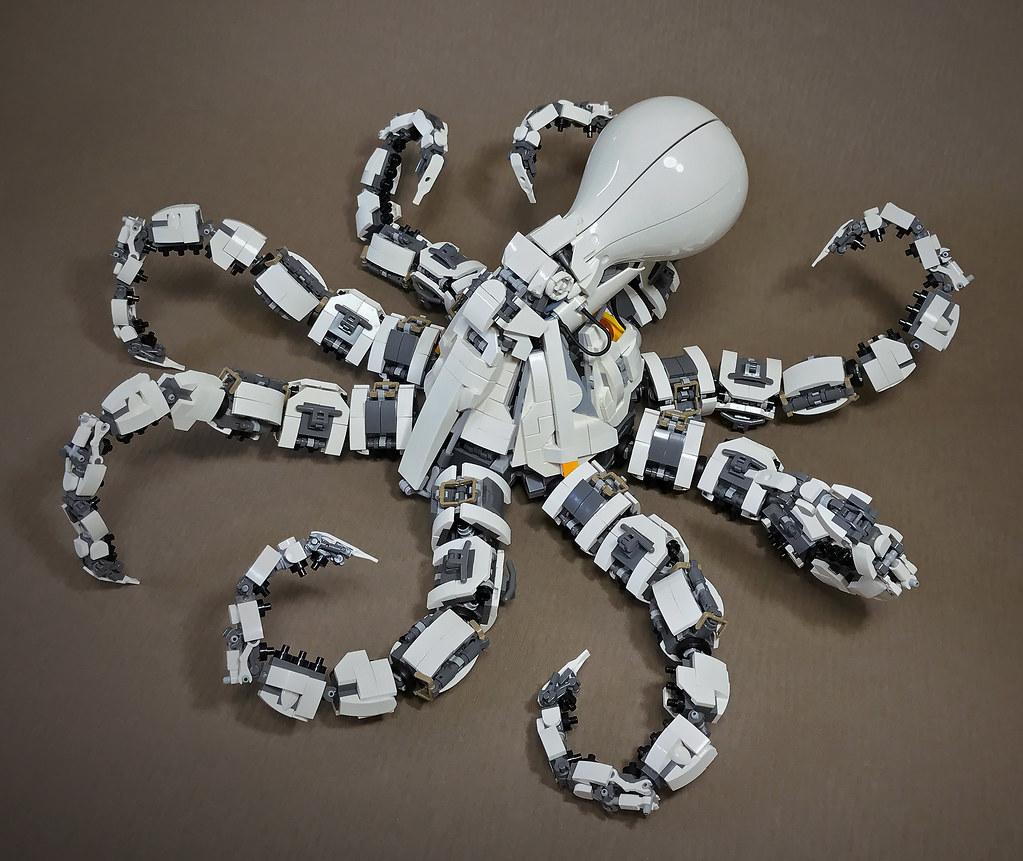 LEGO Mecha  Octopus Mk2-06