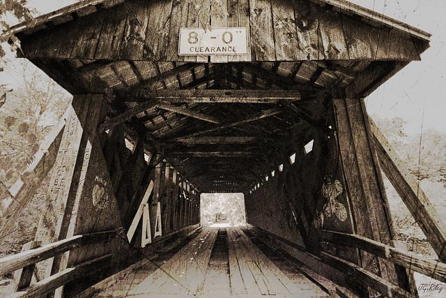 Bendo Covered Bridge - 009