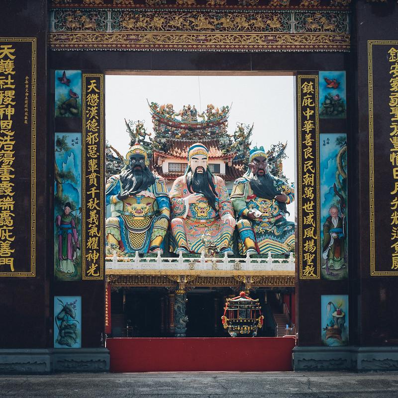 台灣老宮宮|嘉義 Chiayi