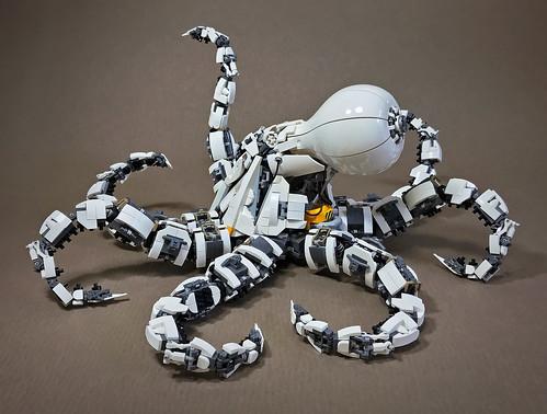 LEGO Mecha  Octopus Mk2-03