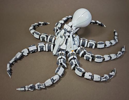 LEGO Mecha  Octopus Mk2-09