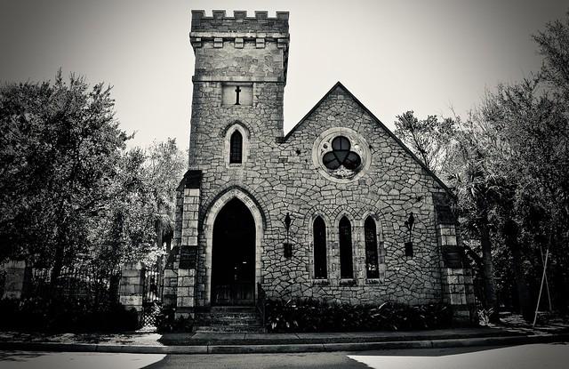 Mugdock Castle - Sullivan's Island SC