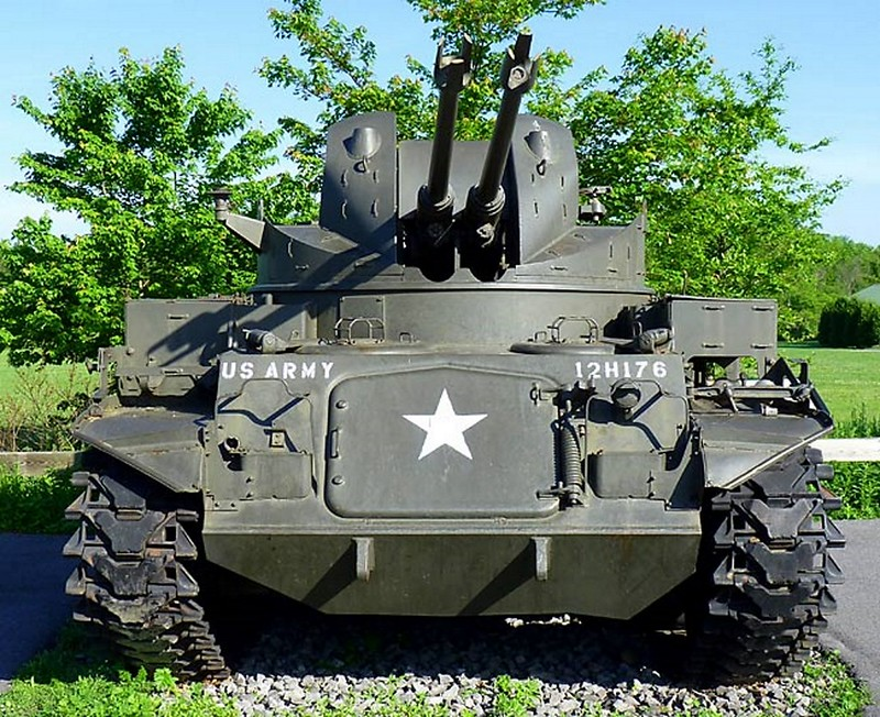 M42A1 Duster 2