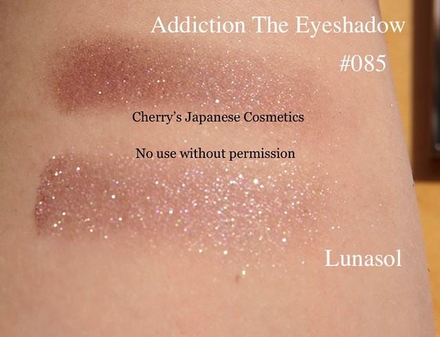 Eyecoloration addiction