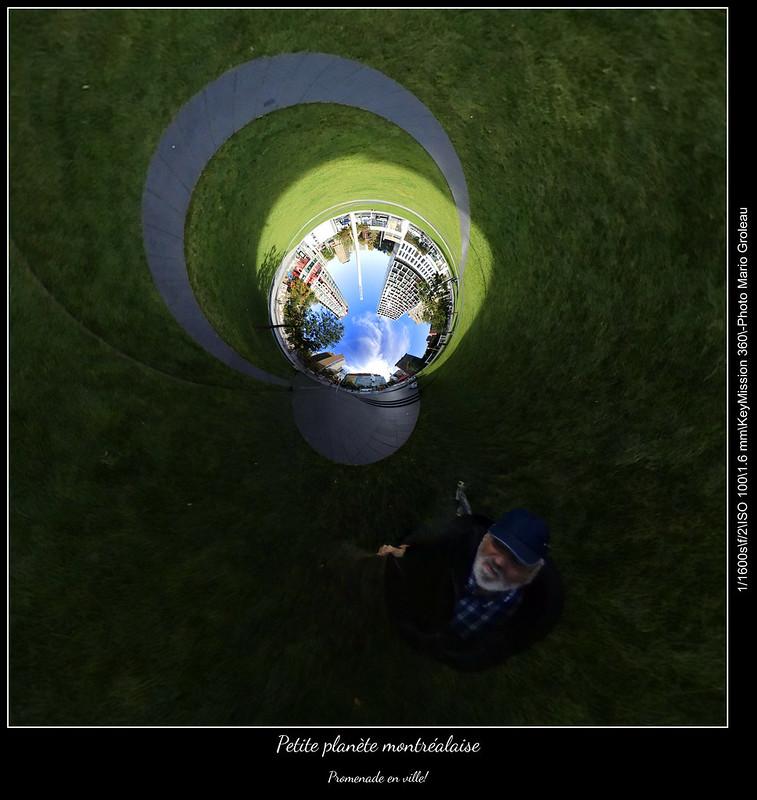 Petite planète montréalaise