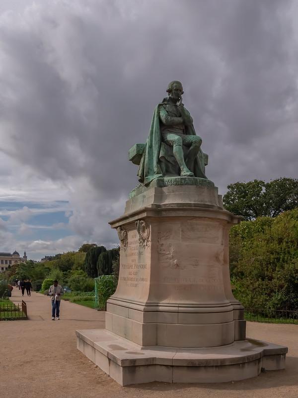 Lamarck au Jardin des Plantes ou l'impasse de l'Evolution... 48840323586_c9b9b8d7e0_c