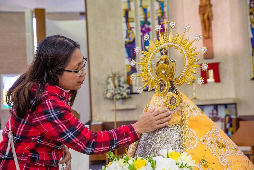 Feast of Our Lady of Penafrancia (21.09.2019)