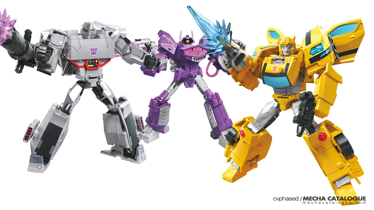 #NYCC 2019: Transformers Cyberverse Reveals