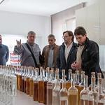 Visita Destil·leries Marzadro