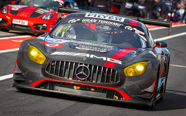 HTP Motorsport Mercedes AMG GT3