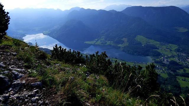 Blick auf den Grundlsee / View to Lake Grundlsee
