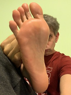 Morning foot :)