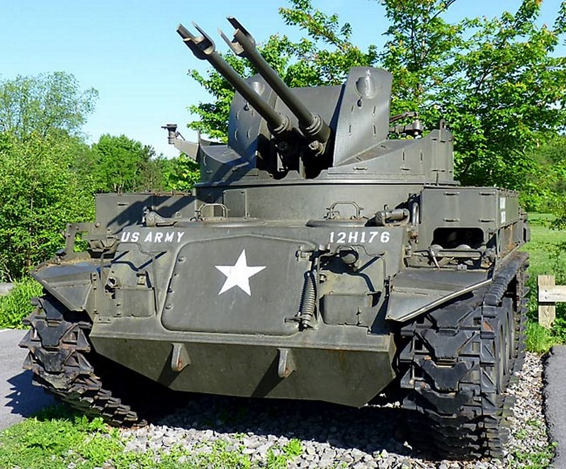 M42A1 Duster 1