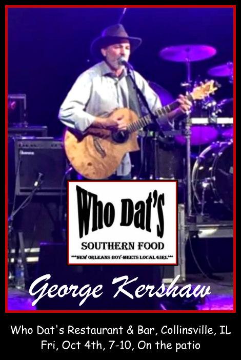 George Kershaw 10-4-19
