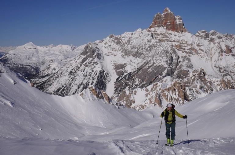 Chci začít se skialpem