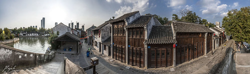 jordi payà canals canon eos 450d efs 1585mm is usm asia china wuxi architecture town old stone wood façade water