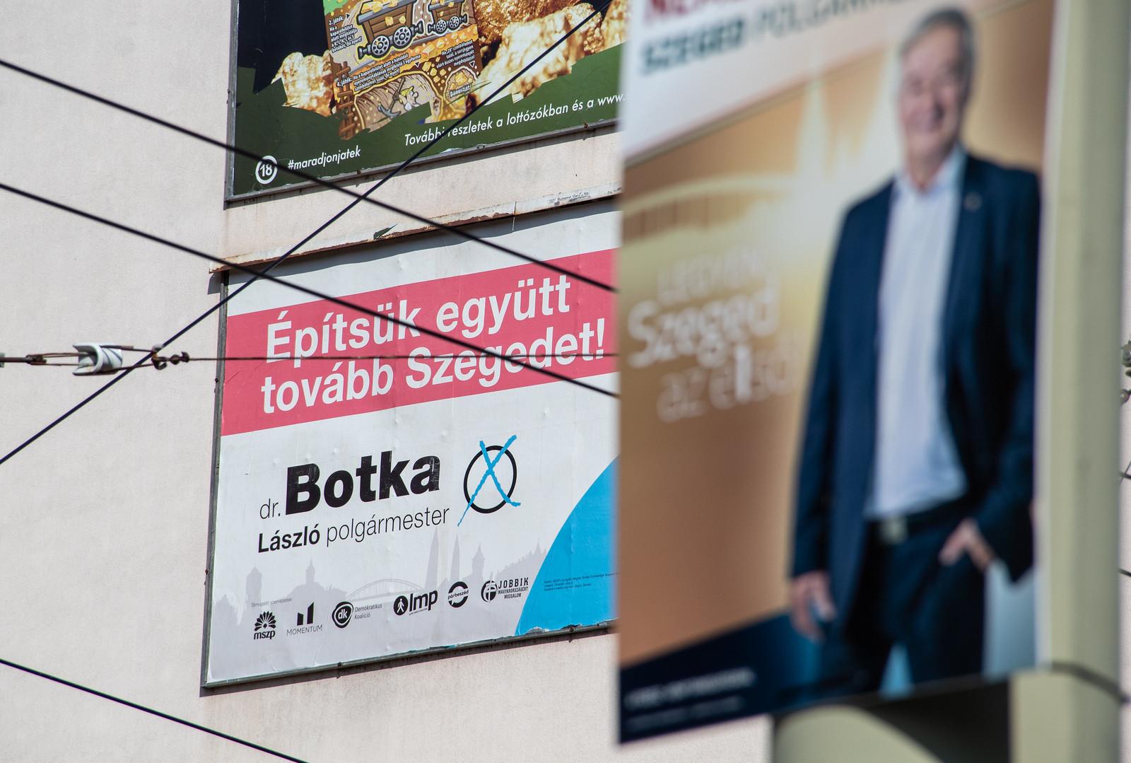 Ennyit költöttek eddig Facebookon Szeged polgármesterjelöltjei
