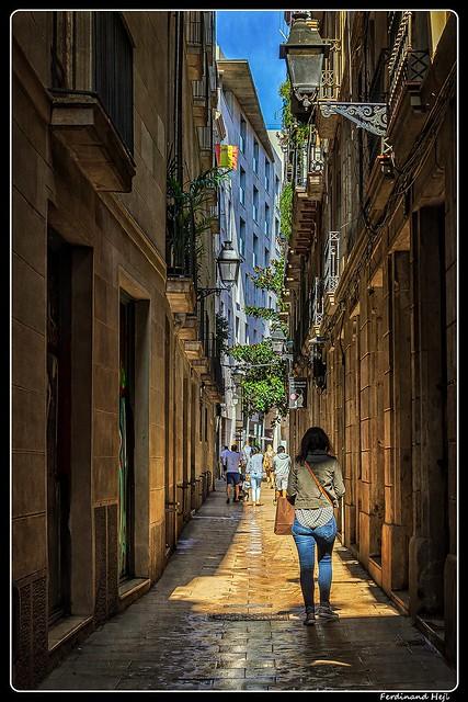 Barcelona_Barri Götic_Catalonia_ES