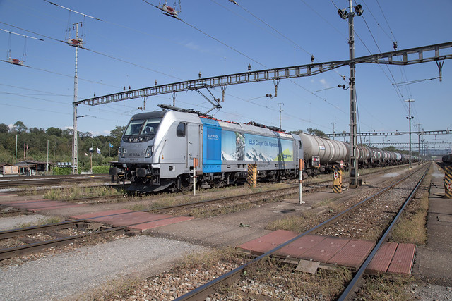 Railpool 187 005 Basel Rbf