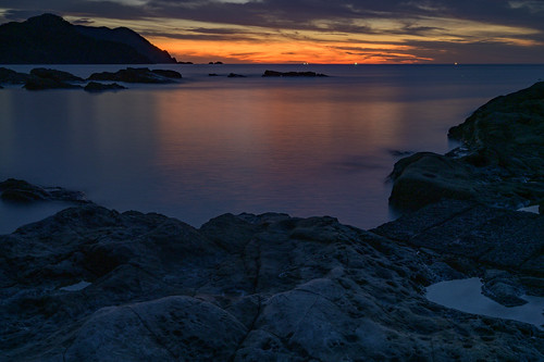 豊岡市 兵庫県 japan 但馬 竹野海岸 海岸 seashore 夕景 sunset