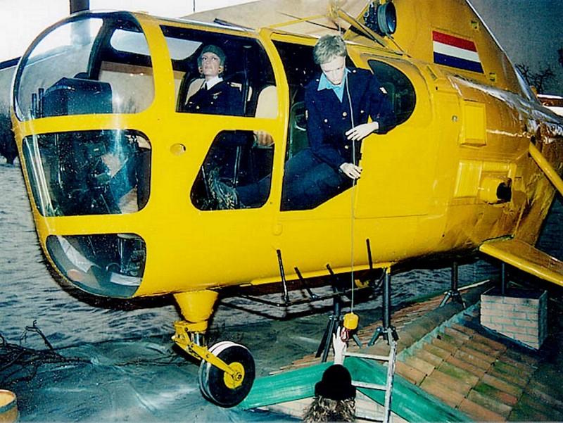 Westland WS-51 Dragonfly 1