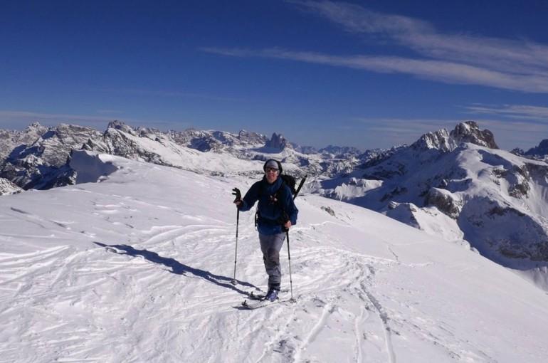 Jaké jsou disciplíny lyžování ve volném terénu