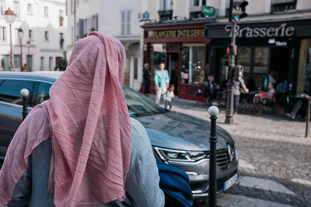 Rue de Bagnolet, Paris XX