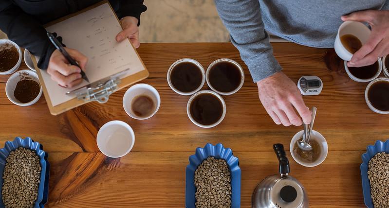 Những Khái Niệm Cơ Bản Về Cupping – SCA