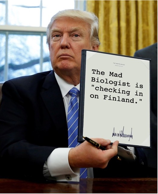 Trump_checkingFinland