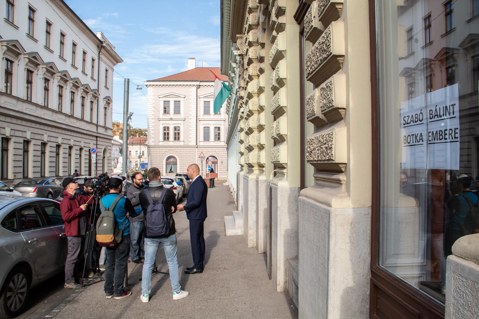 A HVB elmarasztalta a szegedi Fideszt jogsértő magatartása miatt